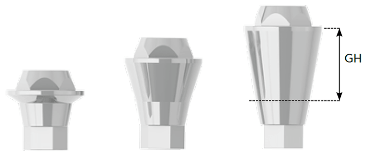 SLV Implants Systems - Standard Threaded Abutment